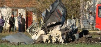 Stabilno zdravstveno stanje pilota čiji avion se srušio kod Mrčajevaca