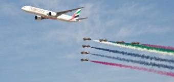 Dubai airshow – letački program prvi dan