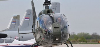 Letačka obuka kadeta 135. klase