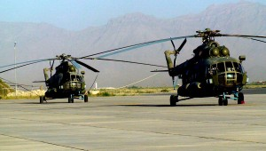 Mi-17 Helicopters to Afghanistan