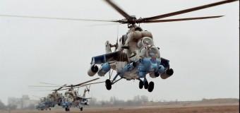 Južni vojni okrug dobio nove borbene helikoptere