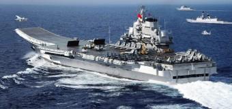 Kina poslala nosač aviona u Južno kinesko more