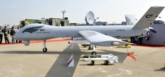 """Kina testirala prvi nevidljivi """"dron"""""""