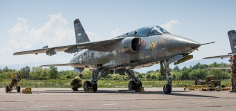 Orao Vojske Srbije pao kod Mrčajevaca, pilot se katapultirao!