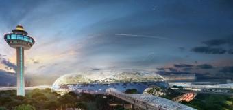 Singapur dobija najlepši aerodrom na svetu