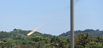 Malezija, sudar aviona tokom priprema za aeromiting
