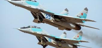 Srušio se ruski MiG-29