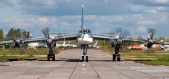 """Srušio se ruski bombarder """"Tu-95″"""