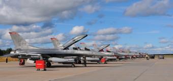Pao američki F-16, pilot se spasao