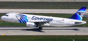 Nestao avion EgyptAir-a