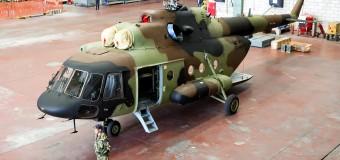 Vojska Srbije preuzela dva nova helikoptera Mi-17V-5