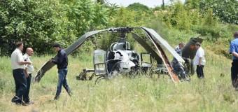 Pao vojni helikopter u Podgorici, povređena dva pilota