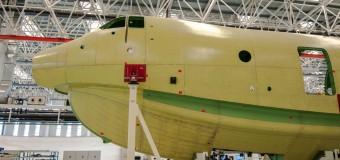 Kina predstavila novu amfibijsku letelicu
