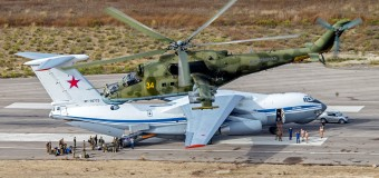 Ruski helikopter Mi-24VM oboren iznad Sirije