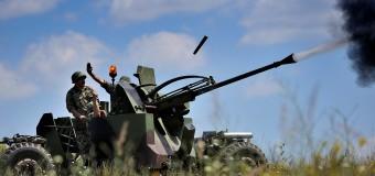 Prage i Boforsi gađaju ciljeve na zemlji i u vazdušnom prostoru Srbije