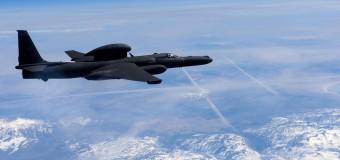 Srušio se špijunski avion U-2
