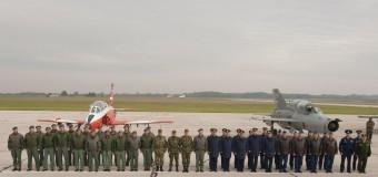 Počeo je BARS – vežba vazduhoplovnih snaga Rusije i Srbije