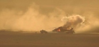 Rusija u Siriji izgubila još jedan helikopter [Video]