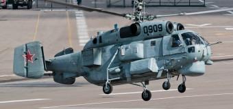 Ruska mornarica dobija osam novih helikoptera Ka-27M