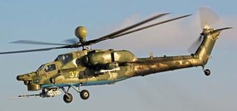 """""""Noćni lovac"""" kreće u akciju: Novi ruski helikopter stiže na sirijski front"""