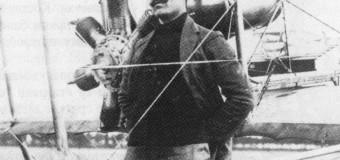 Godišnjica smrti prvog srpskog pilota