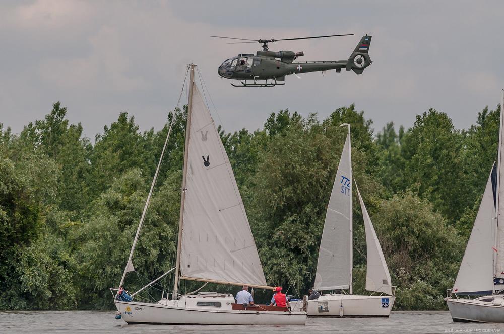 Zokijeva regata, 25. maj 2019. foto: Salinger Igor za MC Odbrana