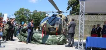 """Стигао први """"Ербасов"""" хеликоптер Х-145М за Војску Србије"""