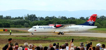 """Аеродром """"Морава"""" отворен за међународни цивилни ваздушни саобраћај"""